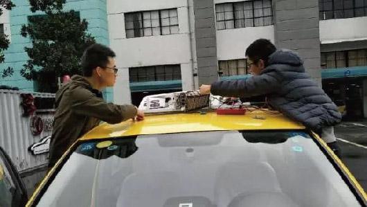 """什么?出租车也能化身""""移动环境监测站""""?"""