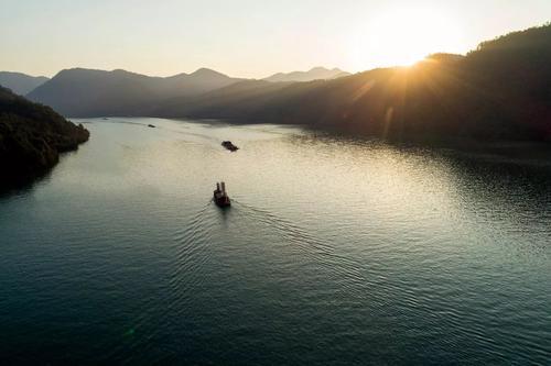 杭水携手国家电投签署首个核能综合利用+智慧能源水处理项目